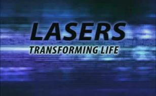 Lasers transforming life